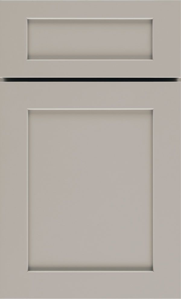 Diamond Prelude Series Jamestown Shaker style cabinet in Cloud - Maple cabinets