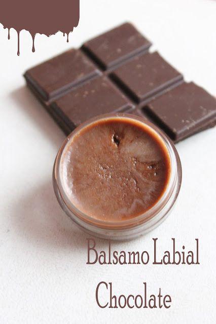 Chocolate Lip Balm / Boulevard Pink: DIY Belleza Translate on right side bar :)