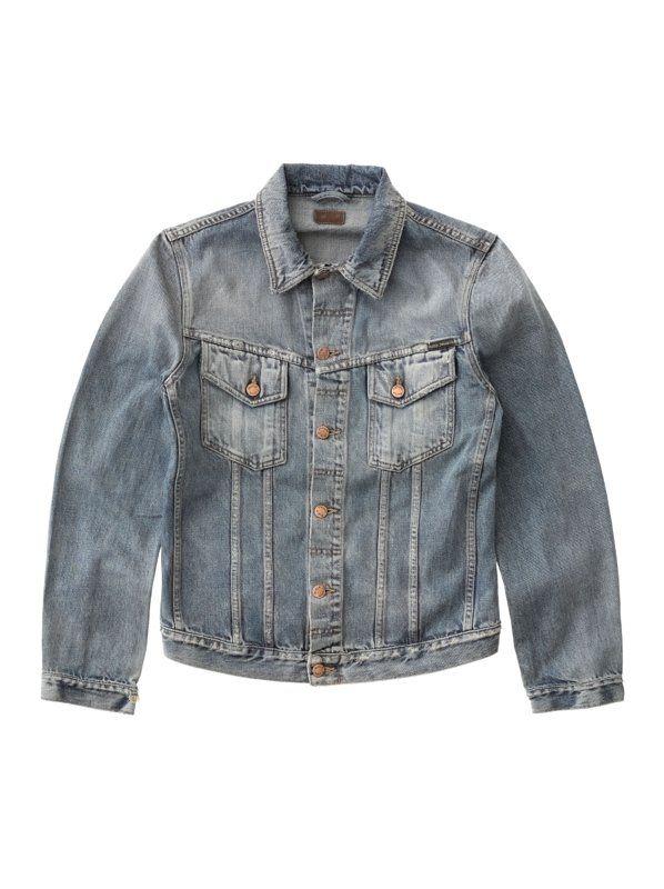 Denim Jackets - Shop Denim Jackets For Men - Nudie Jeans