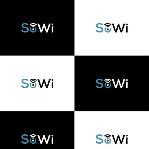 SoWi - Create a clean modern logo that represent our social WiFi service - SoWi