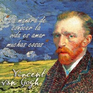 Frases de Vincent van Gogh   Citas celebres Paul Gauguin, Vincent Van Gogh, Spanish Inspirational Quotes, Sweet Words, Lorem Ipsum, Best Quotes, Lyrics, Tumblr, Sayings
