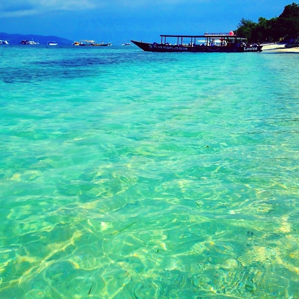 Gili Trawangan, Lombok Island, Indonesia
