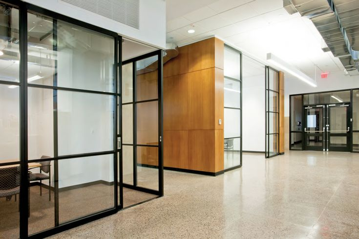 Image Result For Framed Glass Partitions Glass Wall