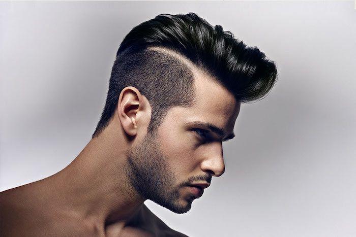 1001 Ideen Fur Undercut Die Top Frisur Fur Manner Im 2021 Haarschnitt Manner Kurzhaarfrisuren Frisur Inspirationen
