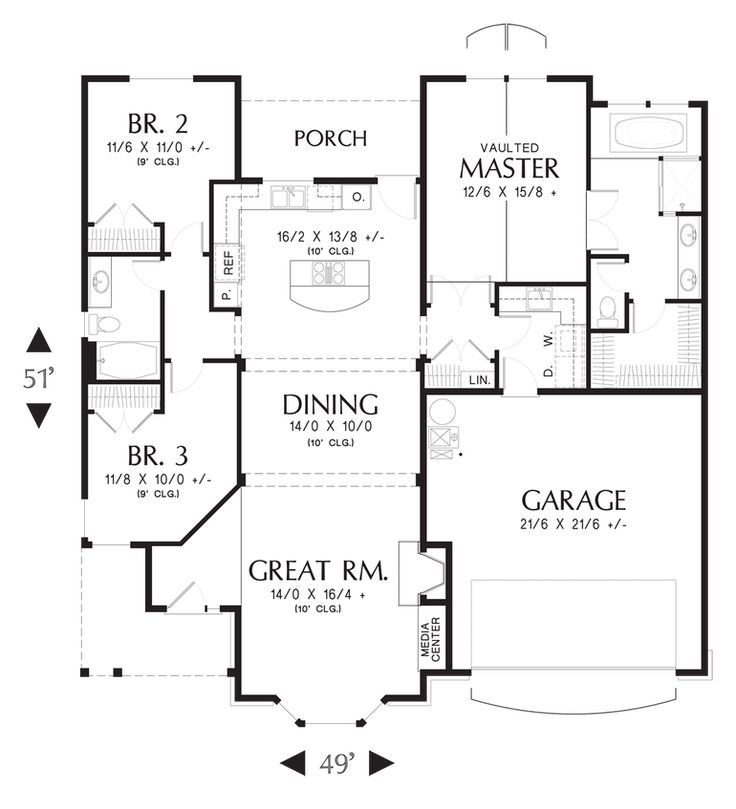 433 best images about floorplans 1000 2000 sq ft on for 1000 sq ft cabin kits