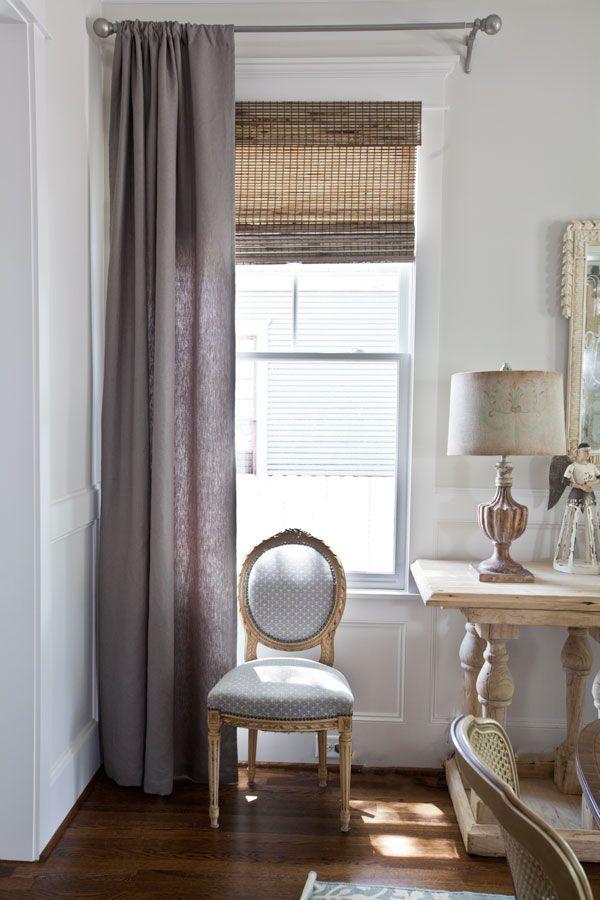 Bedroom Roman Blinds Ideas