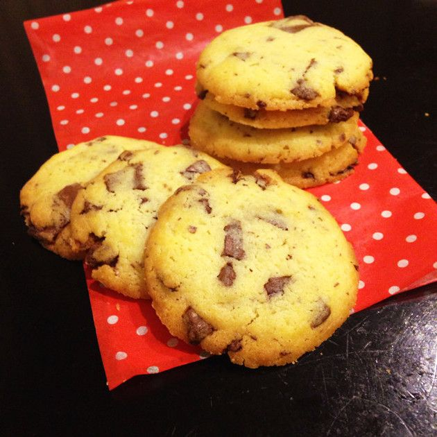 ステラおばさん風♪チョコチップクッキー by りらっくまん号 [クックパッド] 簡単おいしいみんなのレシピが224万品