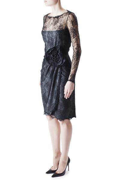 Шелковое платье от билл бласс
