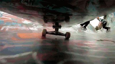 New party member! Tags: swag other skateboarding skate travel sick adventure surf cruise deck stroll skatebaording
