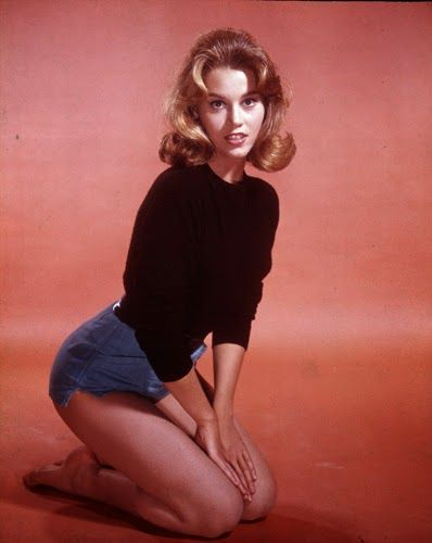 Vintage Glamour Girls: Jane Fonda