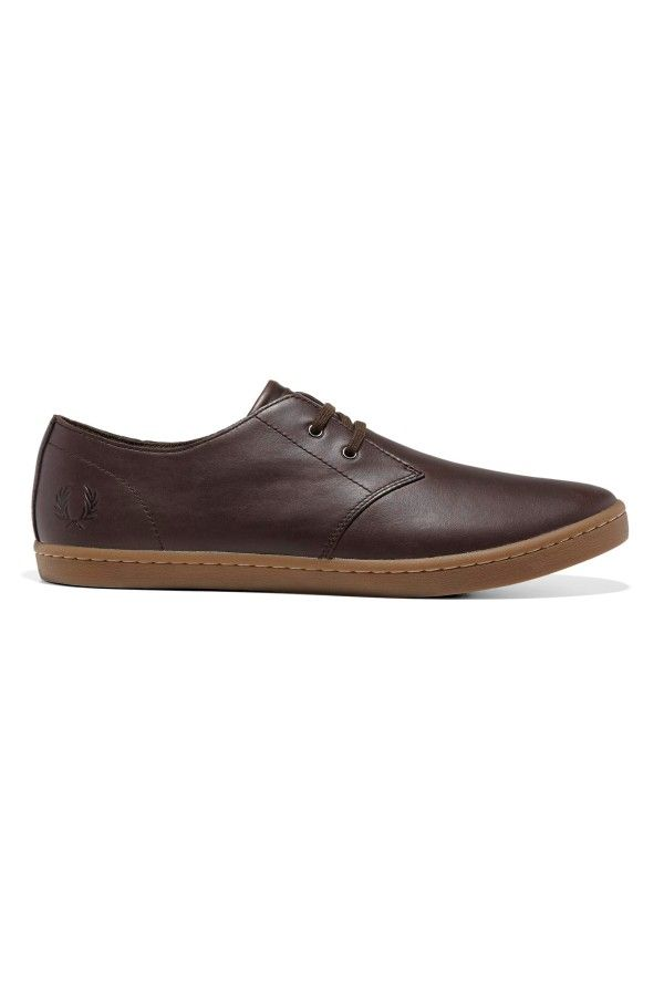 Byron Low Leather