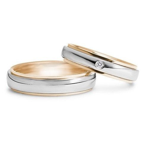 Gold matching wedding bands. Wedding bands gold. Wedding bands his and hers. Couples rings. Couples wedding bands. Two tone wedding bands
