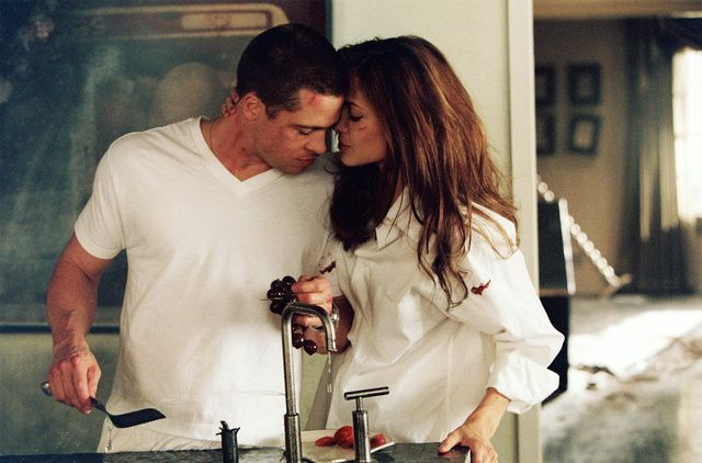 Mr. & Mrs. Smith Finally Made It Real