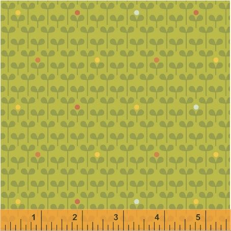 Forest Parade, 40109-3, Windham Fabrics
