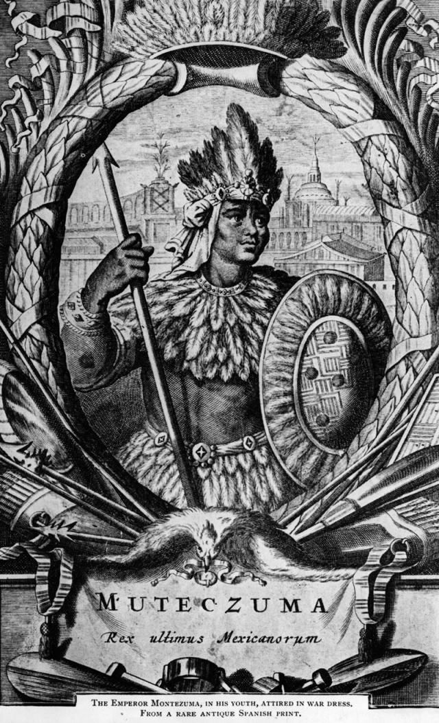 Ten Amazing Facts About Montezuma, Aztec Emperor: Montezuma was not Really his Name