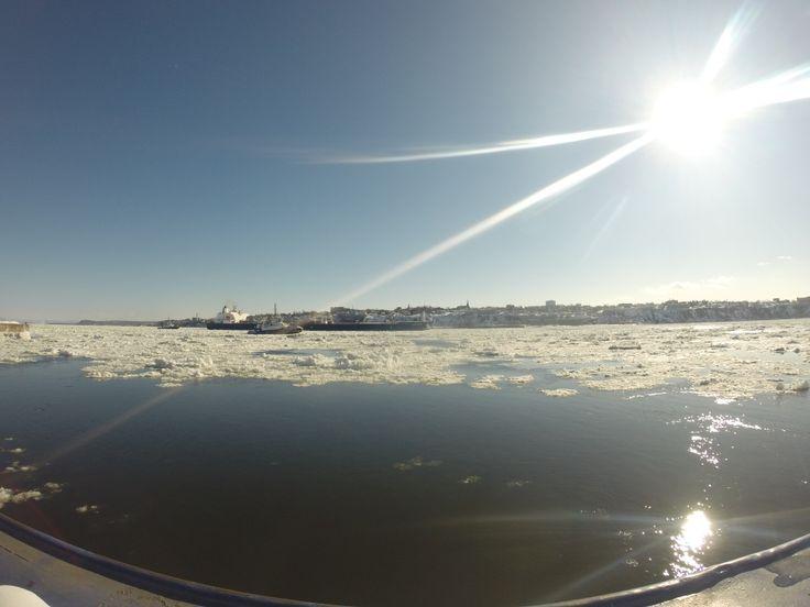 St Laurent river