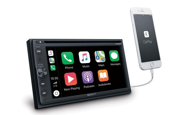 SONY launches AV Center XAV-AX210 in-car receiver with
