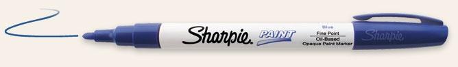 Sharpie Paint Pens | Oil-Based Paint Marker
