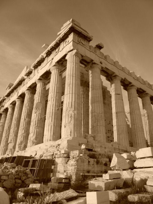 Greece-Parthenon