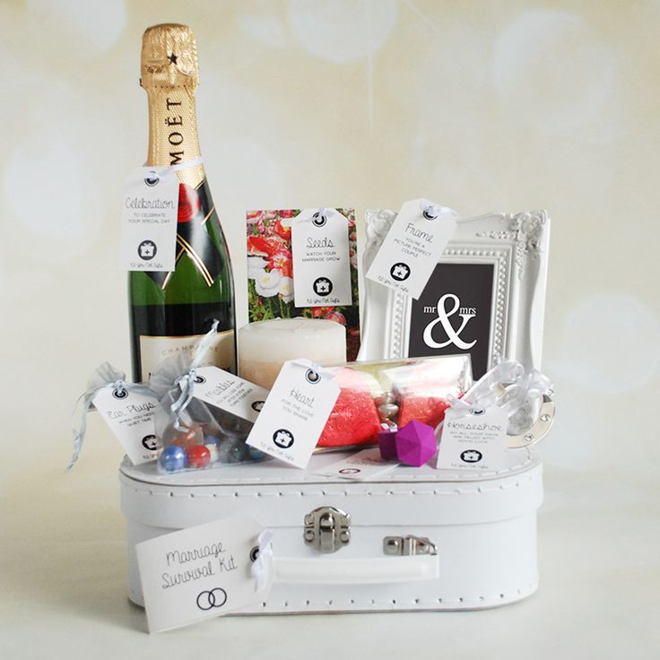 Marriage Survival Kit. Kit-You-Not Gifts.