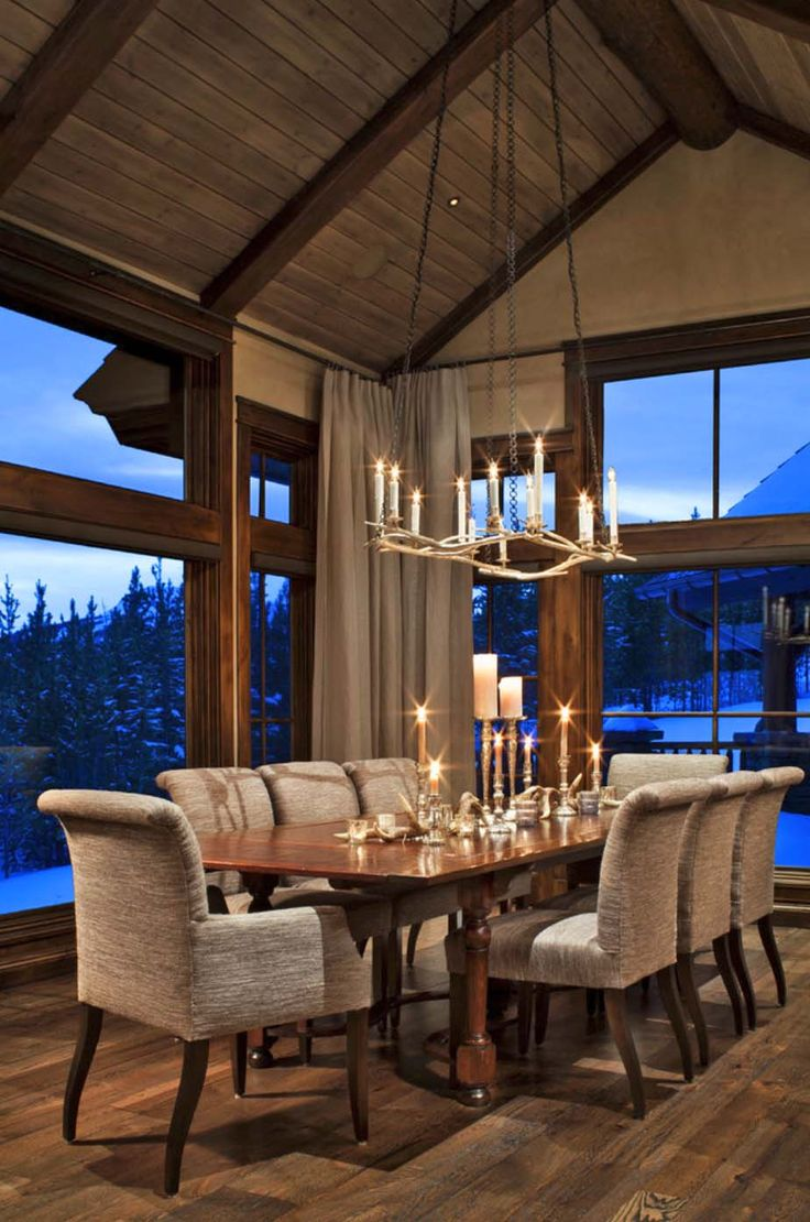 Best 25 mountain homes ideas on pinterest mountain Mountain home interiors