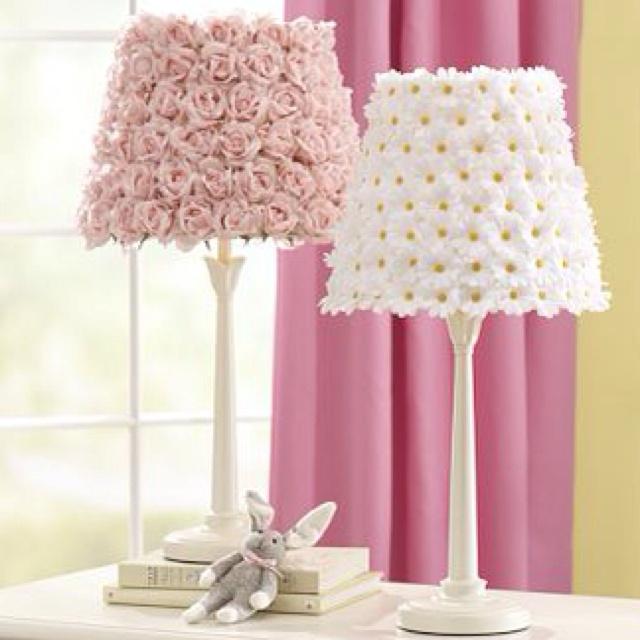 Pottery Barn Lamps For Little Girls Room AL 39 S Little Girl Bedroom Pin
