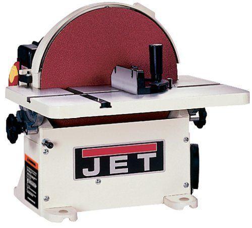 JET JDS-12B 1-Horsepower 12-Inch Benchtop Disc Sander