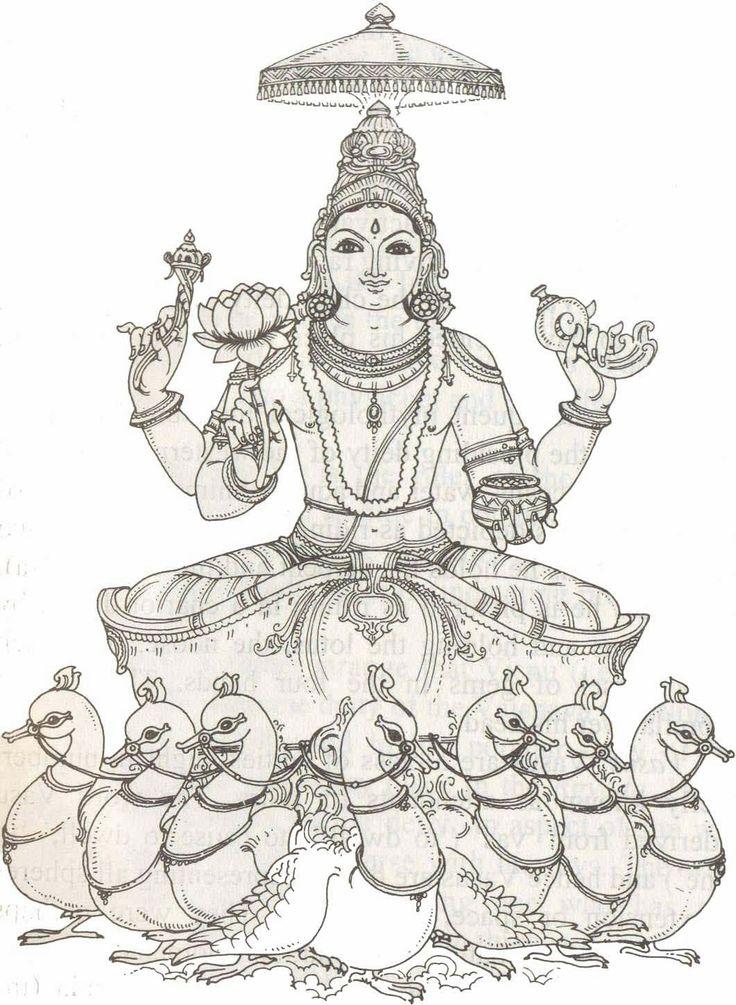 HiNDU GOD: lord varuna god of water
