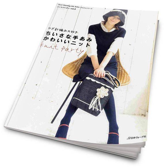 Stylish Crochet Bag Patterns  Japanese Crochet Craft Book