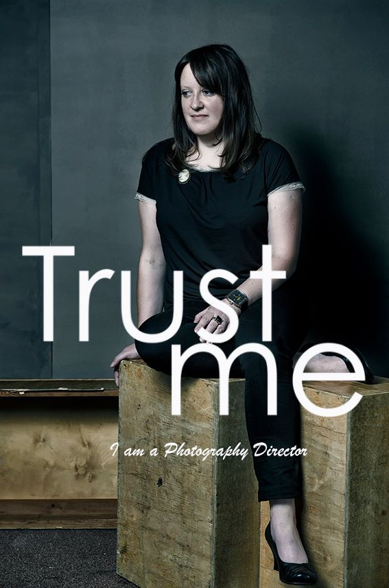 There she is! Talented, ambitious and determined lady joined #TrustMe series. Nicola is a Photography Director at Grain Photography Hub. Privately very warm and supportive person.  © Gibson Kochanek Studio