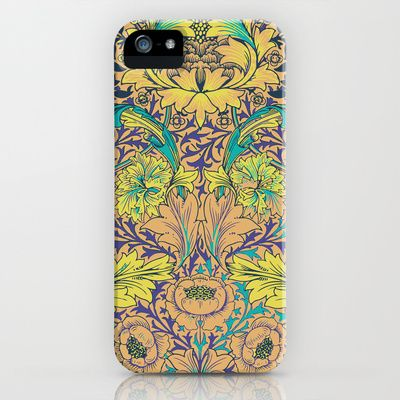 Blue Rose iPhone & iPod Case by Geetika Gulia - $35.00