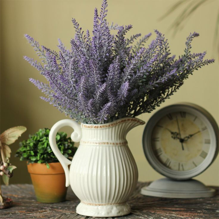 dried lavender decoration - Google Search
