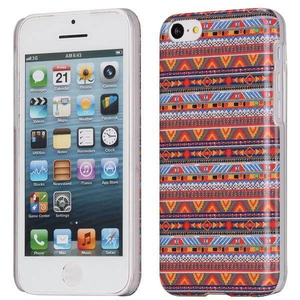 Stijlvol indianen hardcase hoesje iPhone 5C