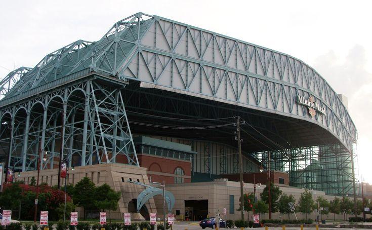 Minute Maid Park, Houston, Texas - Home of the Houston Astros