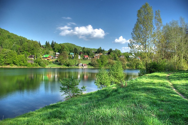 Cottage Area by Delox - Martin Deák, via Flickr