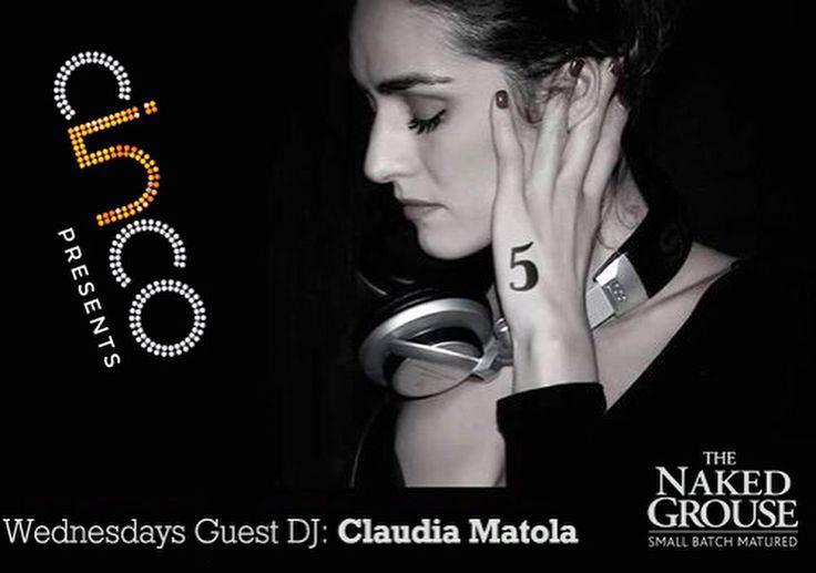 Wednesday's @ Cinco Claudia Matola***** #cinco #jsp #japan #spain #peru #nikkei #restaurant #tapas #claudiamatola #kolonaki #skoufa