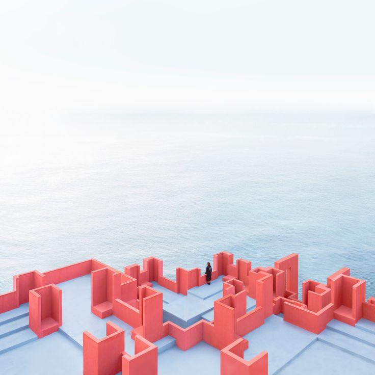 La Muralla Roja – Ricardo Bofill Taller de Arquitectura