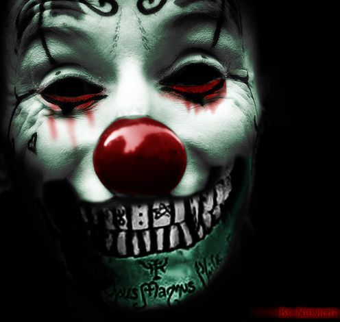 Scary Clown Wallpaper | 25+ Evil Clown Images - Halloween special @ Techie Blogger