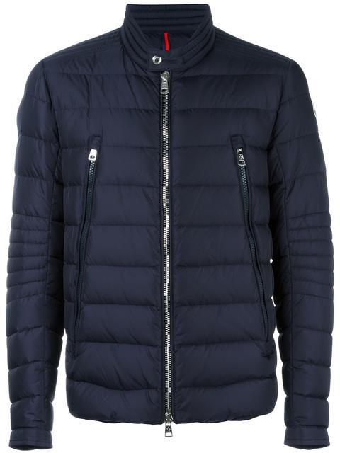 MONCLER 'Amiot' padded jacket. #moncler #cloth #재킷