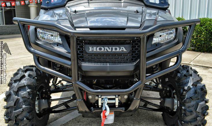 2016 Honda Pioneer 700 4 Front Bumper Brush Guard