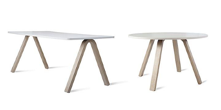 17 beste idee n over eettafel ontwerp op pinterest plateaus eettafel stoelen en ronde eettafels - Scandinavische cocktail tafel ...