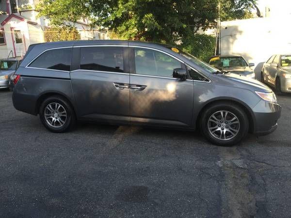 2011 Honda Odyssey EX $13995