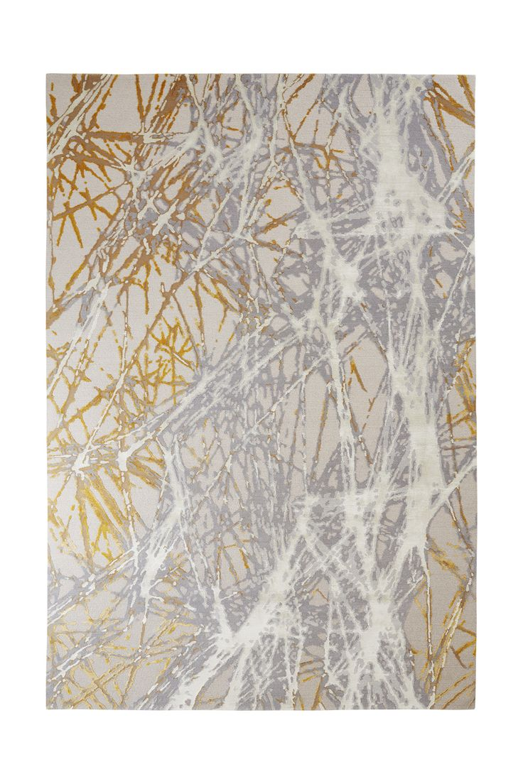 Brilliant I Blur Hand Knotted Collection Textured