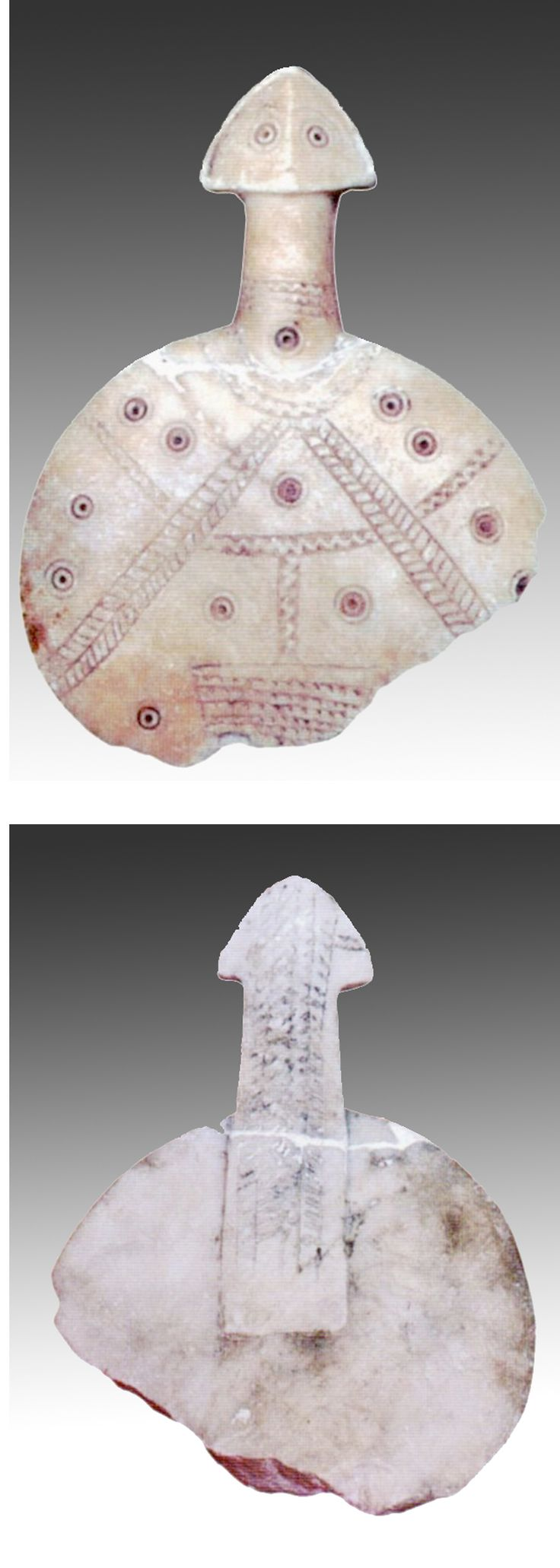 Hettite, İdol,,Kültepe (Erdinç Bakla archive)