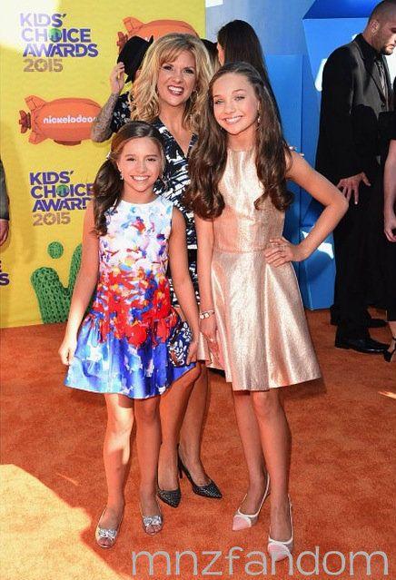 Maddie, Mackenzie and Mellissa