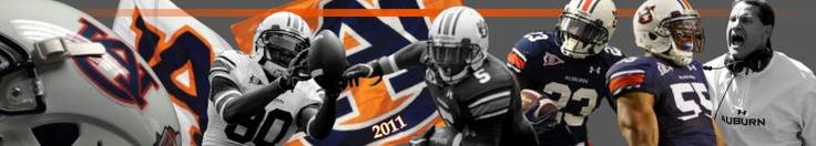 Football-Auburn Tigers!