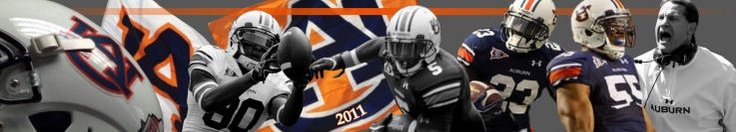 Football-Auburn Tigers!