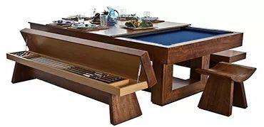 Snooker Aspen - TA21 com Bancos