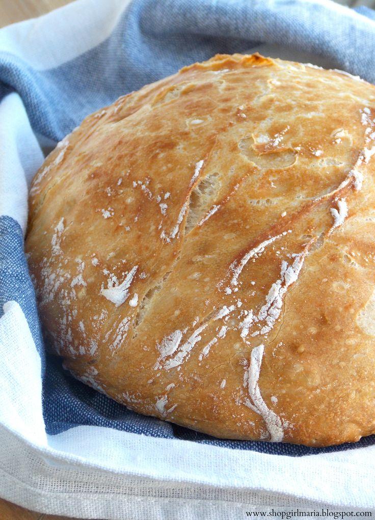 Easy Homemade Artisan Bread