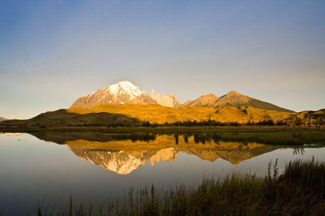En Chile, en el Parque Nacional de Torres del Paine nos encontramos con la última Laguna Azul de la lista.
